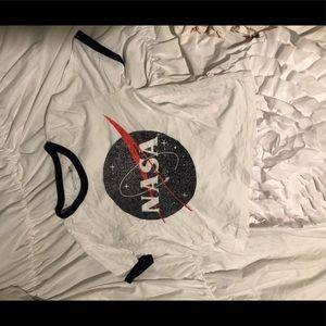 Forever 21 NASA shirt